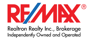 RE/MAX Realtron Realty Inc. Brokerage